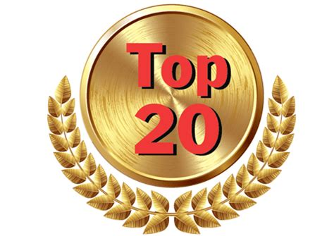 Read more about the article Cracking the Top 20
