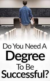 """Read more about the article Part II: Thoughts on the """"To Degree or Not  Degree"""" Podcast"""